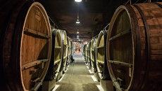 Инкерманский завод марочных вин в Крыму