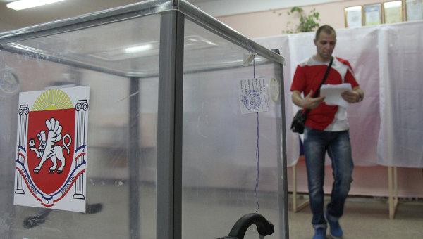 «Выборы» в Государственную думу вКрыму буду охранять около 2 тыс. казаков