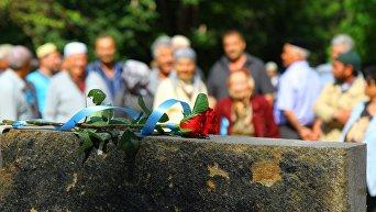 18 мая - День памяти жертв депортации