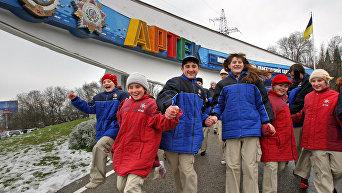 Артек - международный детский центр в Крыму