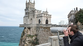 Памятник архитектуры Ласточкино гнездо