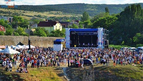 Фестиваль Барабулька