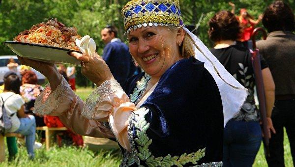 ВКрыму отметят Сабантуй казаном плова