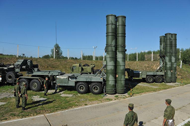 Киев в панике: Крым вооружается комплексом С-400 «Триумф»