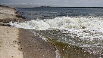 Феодосийское водохранилище