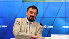заместитель министра строительства и архитектуры Республики Крым — главный архитектор Республики Крым Александр КУЗНЕЦОВ