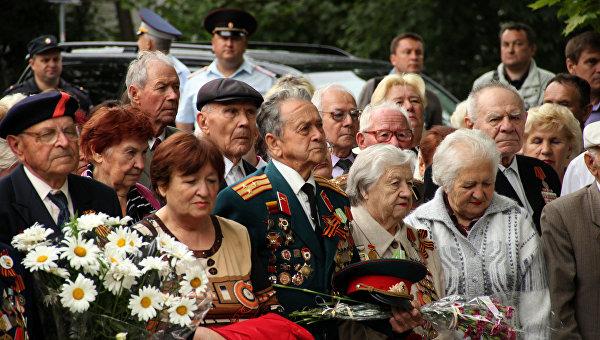 День партизан и подпольщиков отметили в Симферополе