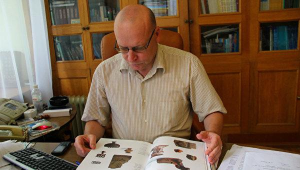 Директор Музея Тавриды Андрей Мальгин