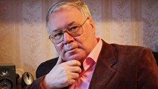 Крымский политолог Александр Форманчук