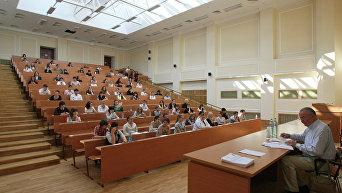 Вступительные экзамены в ВУЗ