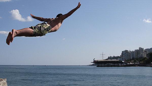 Крым с начала года заработал на туризме около миллиарда рублей