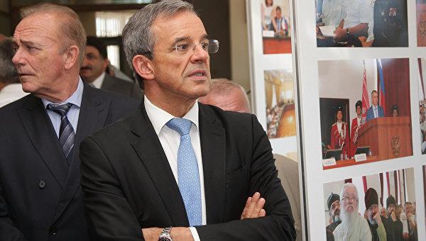 Захваченный Крым вконце рабочей недели посетит делегация французских парламентариев