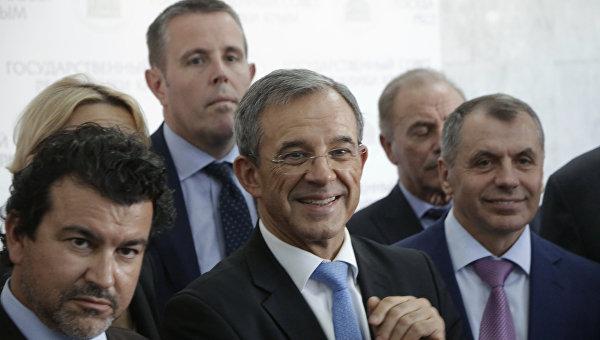 Французы вводят санкции против Украины