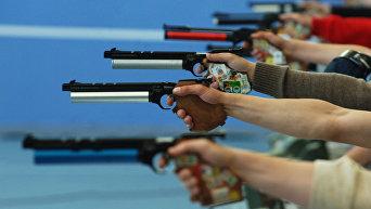 Чемпионат России по пулевой стрельбе из малокалиберного оружия