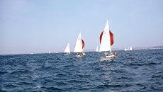 Яхты на Черном море