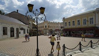 Города России. Феодосия