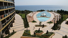 Отель Mriya Resort & Spa в Ялте