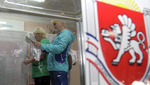 Заучастие ввыборах вКрыму будут сажать на15 лет