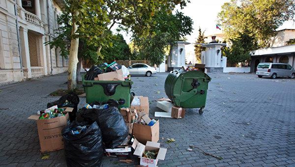 Экологическая ситуация на улицах Севастополя