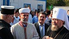 Крымчанам презентовали проект главной мечети Республики