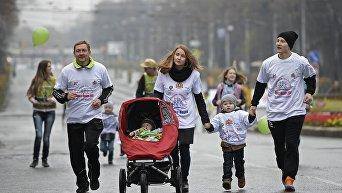 Всероссийский день бега Кросс Нации - 2015
