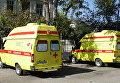 """Вторая подстанция """"скорой помощи"""" Симферополя, где злоумышленник расстрелял четверых медиков"""
