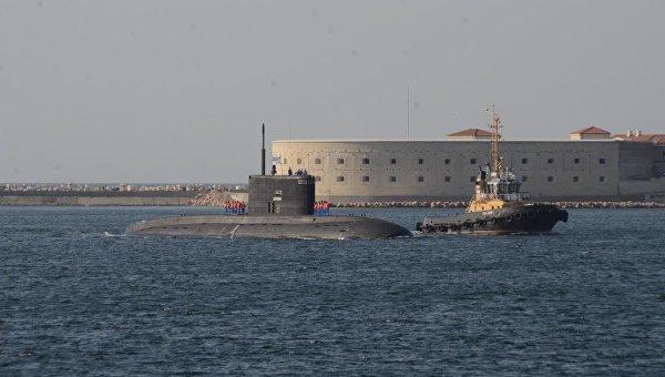 В Севастополь прибудут новые боевые карабли.  Схема дислакации