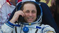 Космонавт основного экипажа 42/43-й экспедиции МКС Антон Шкаплеров