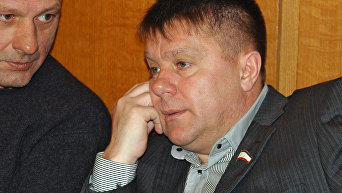 Валерий Гриневич (справа)