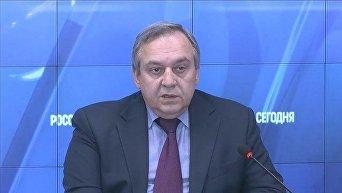 Видеоцитата - Георгий Мурадов: Народная дипломатия - это мягкая сила