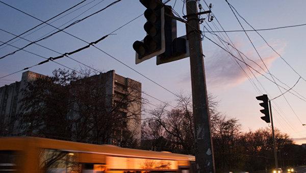 МЧС Крыма: Информация оДТП натрассе «Евпатория— Симферополь»