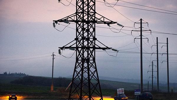 Ситуация с энергоснабжением Крыма
