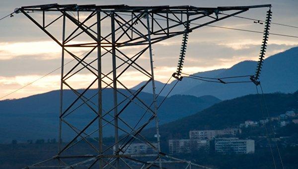 ВКрыму восстановили электроснабжение после непогоды икота, попавшего втрансформатор