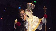 Житель Красногвардейского района Крыма Николай Барский – самый титулованный Дед Мороз на полуострове