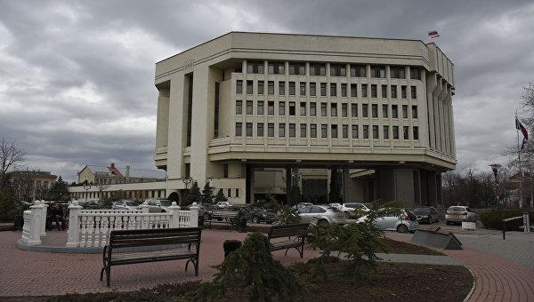 Новый вице-спикер государственного совета  Крыма займется работой срегионами Республики