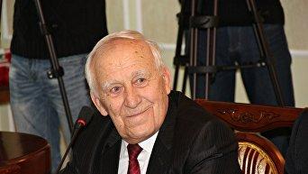 Член ЦИК первого крымского референдума Георгий Капшук