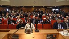 Сессия Государственного совета Крыма