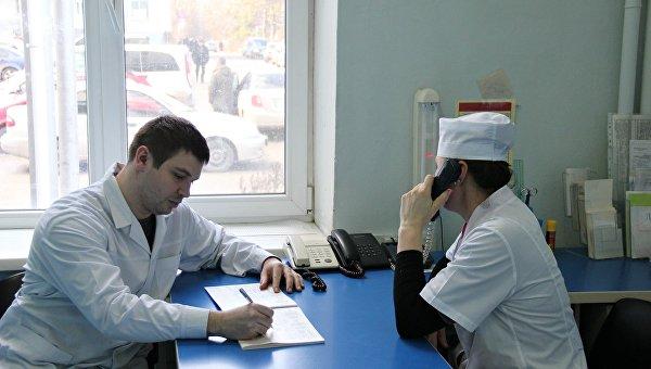 Симферопольская клиническая больница скорой медицинской помощи №6