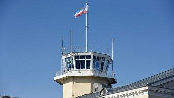 Международный аэропорт Симферополь. Вышка