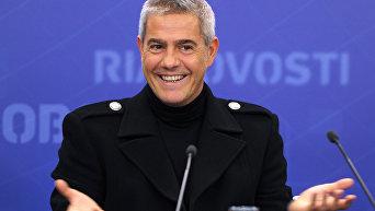 Итальянский тенор Алессандро Сафина