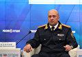 Руководитель Главного следственного управления СК РФ по Республике Крым генерал-лейтенант юстиции Михаил Назаров