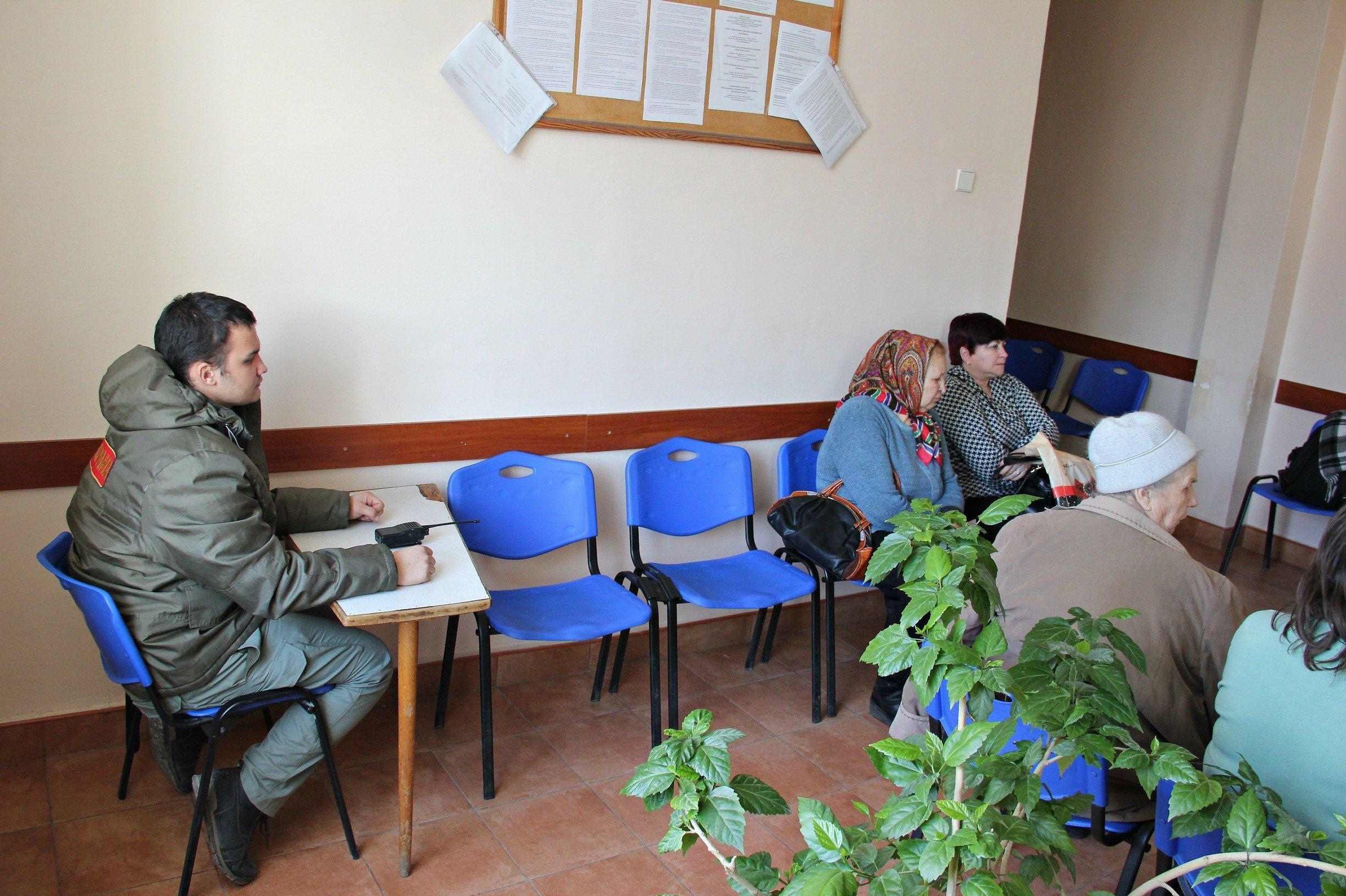 Тучковская детская больница