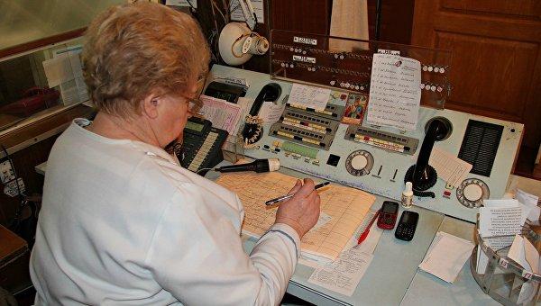 Работа диспетчерской службы. Архивное фото