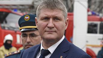 Первый заместитель председателя Совета министров Крыма Михаил Шеремет