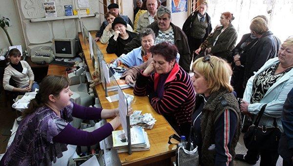 Втечении следующего года крымским пенсионерам будут платить на400 руб. больше