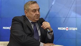 Заместитель председателя Совета министров Республики Крым, постоянный представитель РК при Президенте РФ Георгий Мурадов