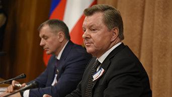 Полномочный представитель президента РФ в КФО Олег Белавенцев