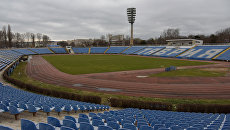 Стадион Локомотив, Симферополь