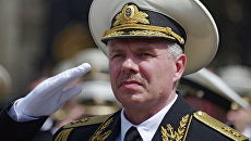 Адмирал Александр Витко. Архивное фото