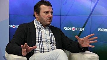 Архитектор Александр Некрасов